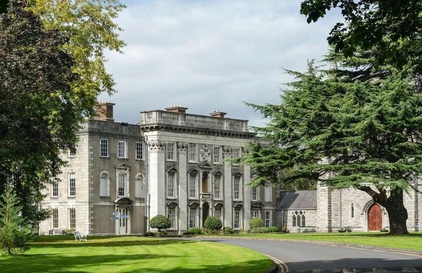 Dublin City University Campus On Grace Park Road Drumcondra
