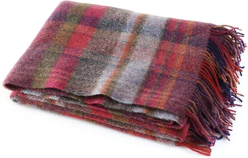 irish wool blanket best irish gifts