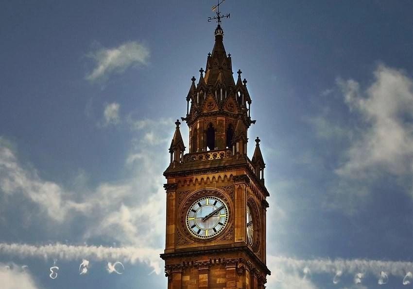 Albert Memorial Clock Tower