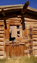 Ewing-Snell barn door