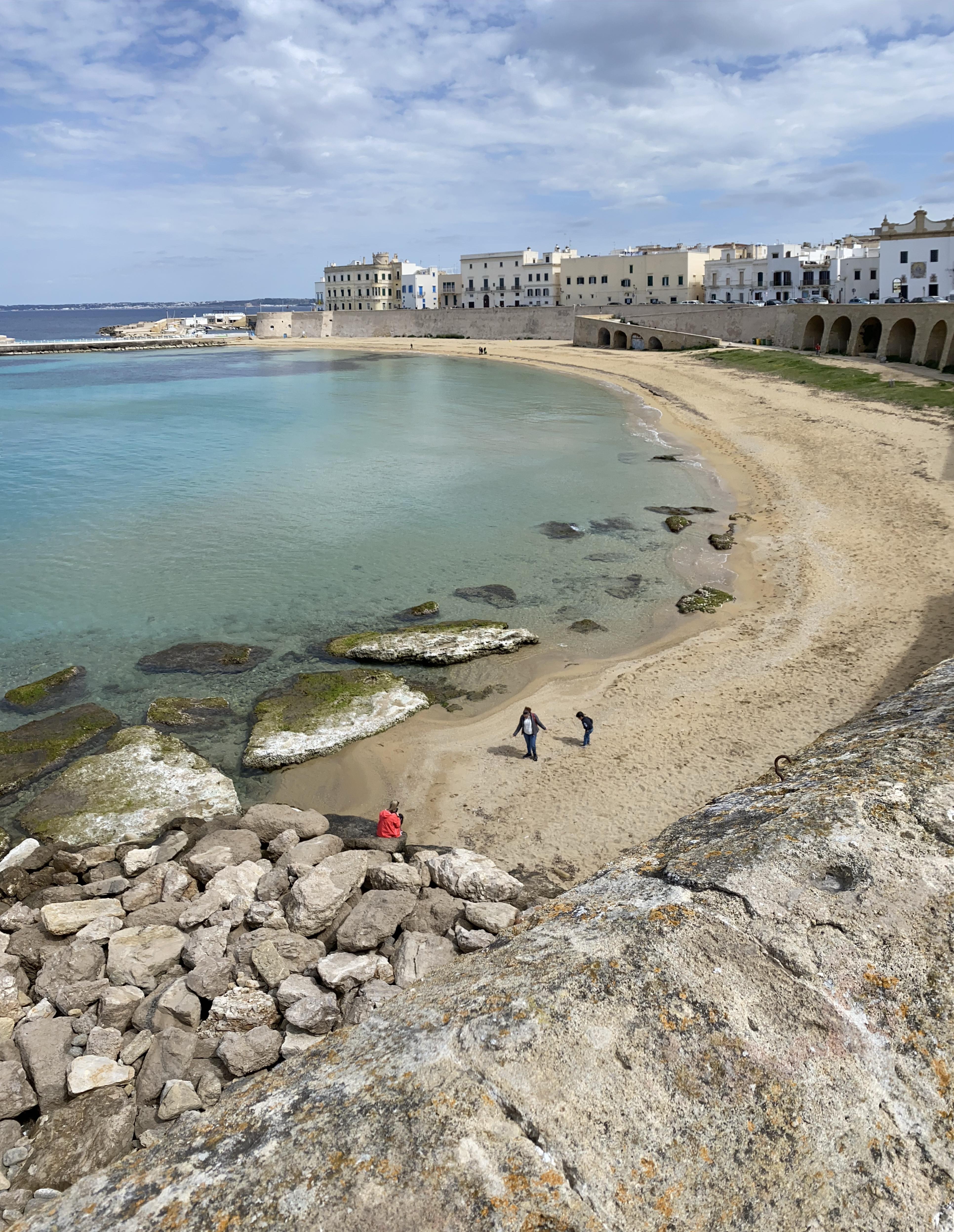 Spiaggia della Purità Gallipoli