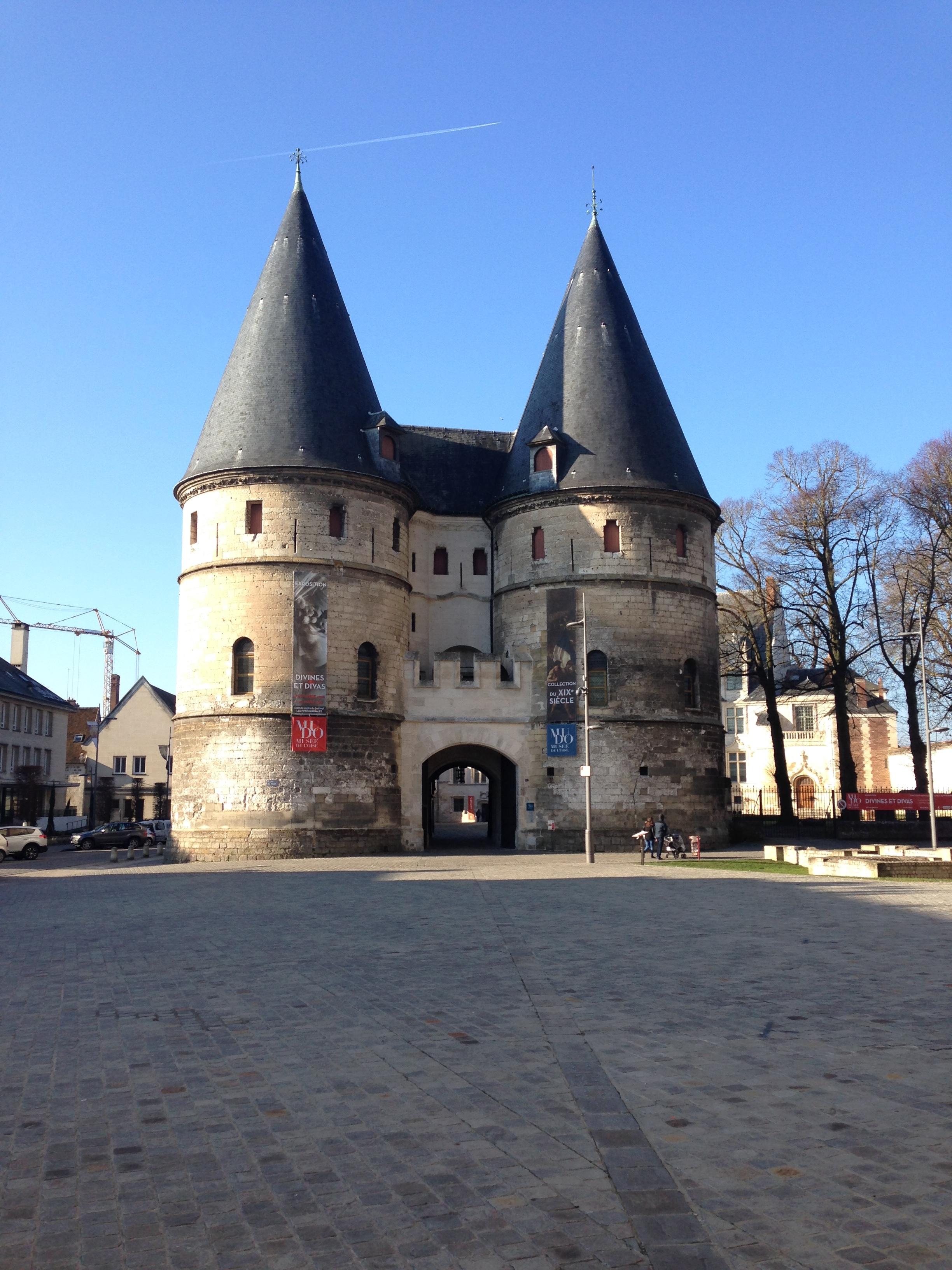 Beauvais - Castle & museum