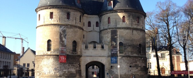 Beauvais - Castle & museum
