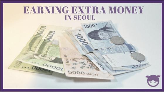 earning money in Seoul, wanderdolls.com