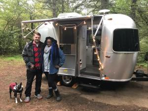 travelling with pets - camping in the US