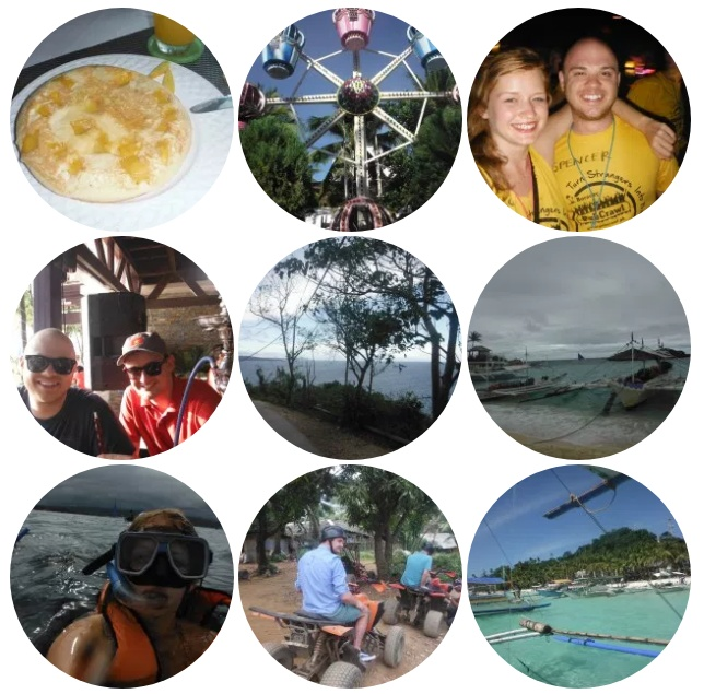 vacationing in the philippines