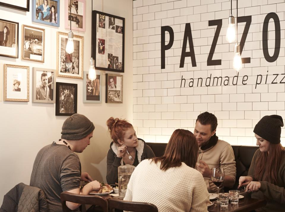 Food - living in Seoul - Pazzos