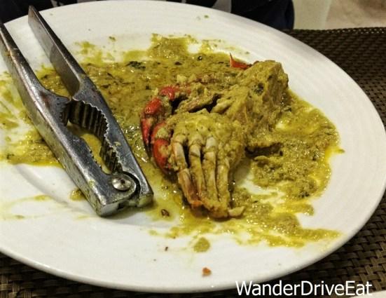 Mahindra-crab