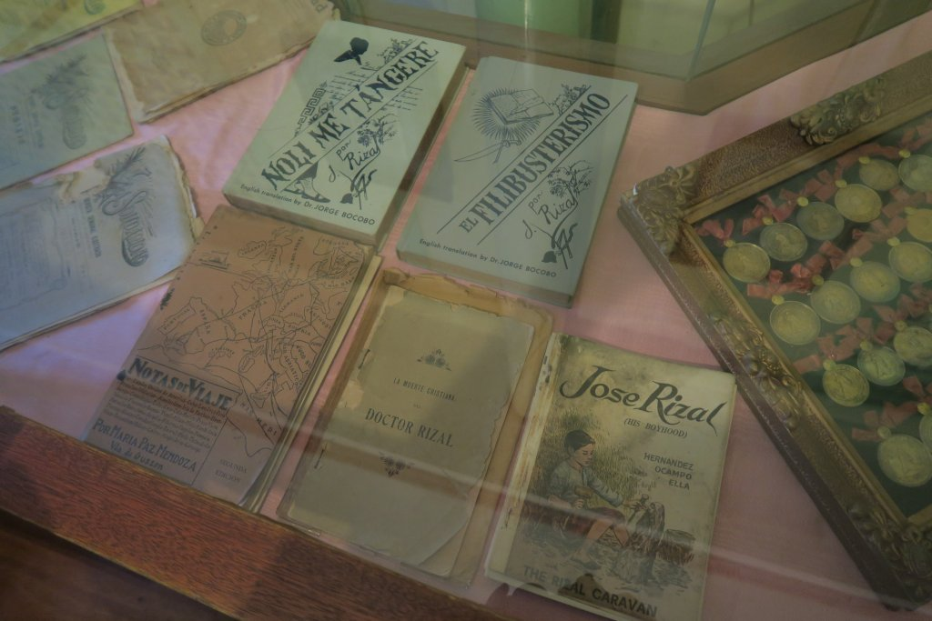 Jose Rizal's Books