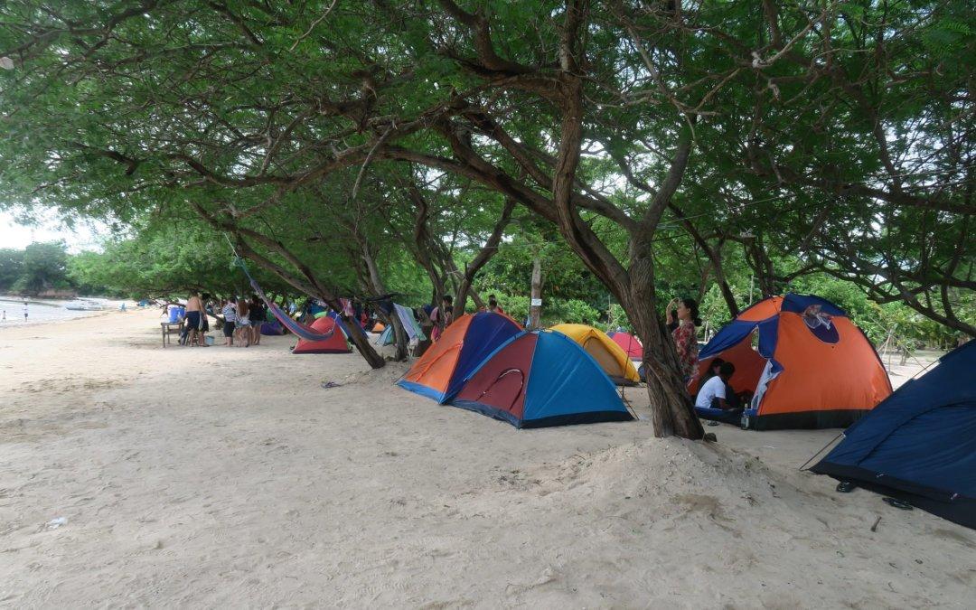 Manuel Uy Beach Resort: Beach Camping Travel Guide (P1000 Budget)