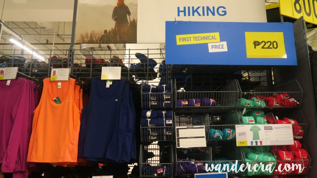 Affordable Hiking Clothes