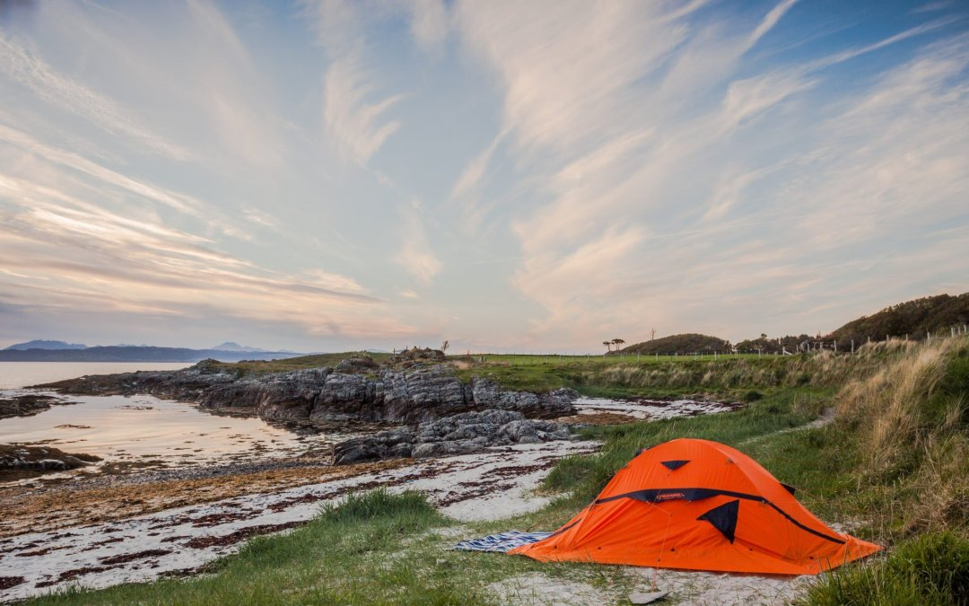 Seven Reasons Why You Should Try Camping