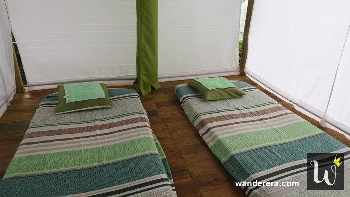 Massage Area at La VeryOl's