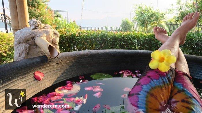 Kawa Hot Bath in Tagaytay