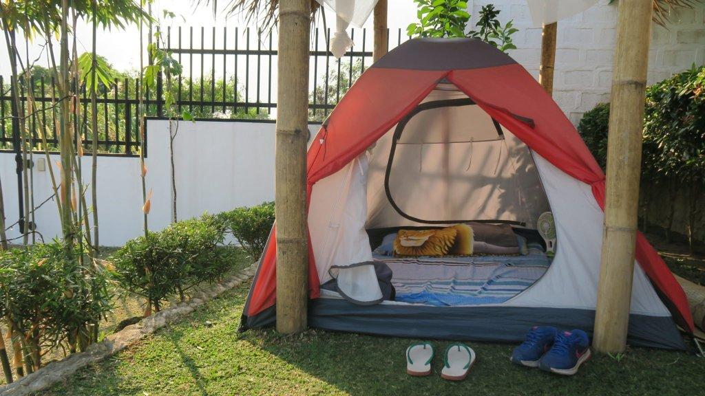 Tagaytay Campsites