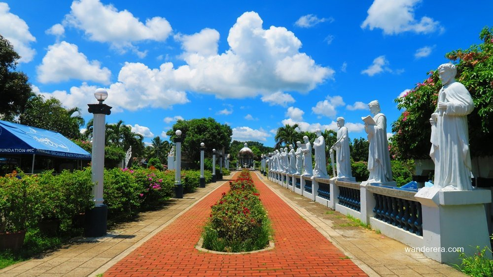 Marian Orchard: A Heavenly Hidden Garden in Balete, Batangas