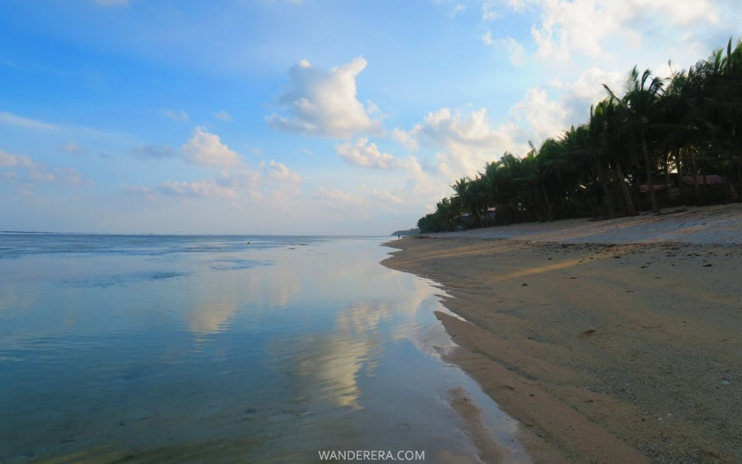 Mia Almar (Polly's Place): Affordable Bolinao Beachfront Accommodation