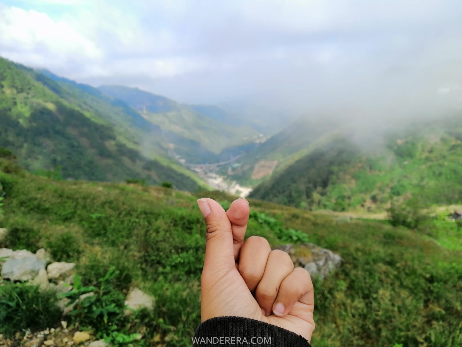 Valleypoint Campsite Tuba, Benguet: Camping In The Sky
