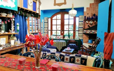 Le Coq Bleu Loft (Airbnb): A French Homestay In Baguio