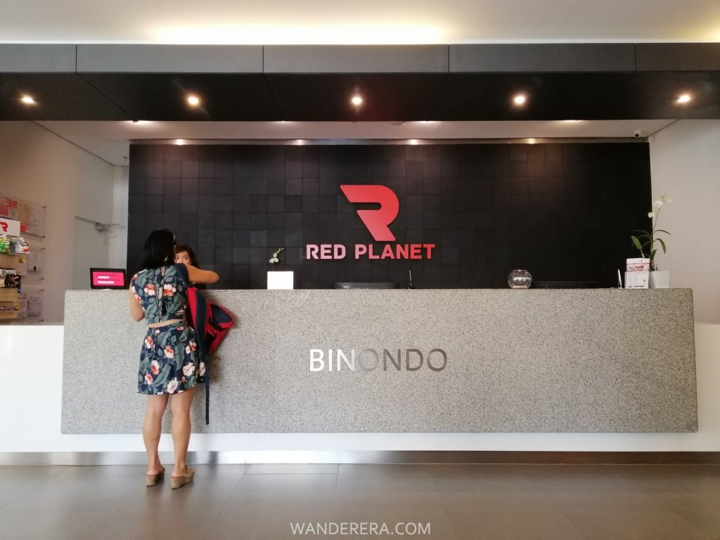 red planet binondo