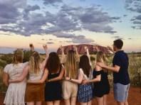 Uluru Sunset, NT, Australia