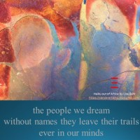 Dreaming people