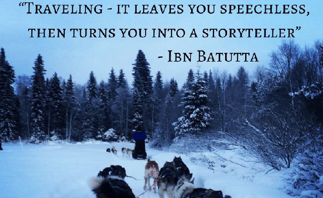 5 Of The Best Quotes To Inspire You To Travel