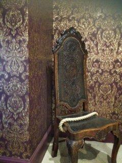 Sudeley Castle furniture