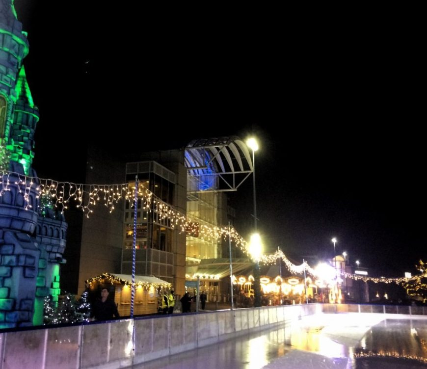 Winter Wonderland And A Bomb Scare In Bristol