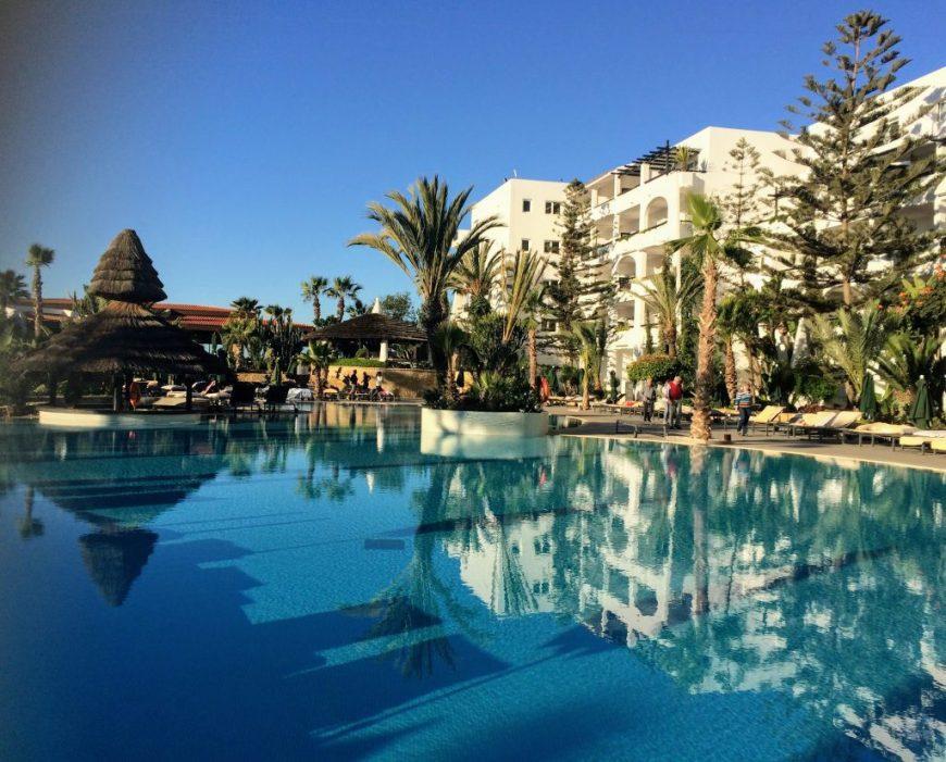 Rui Tikida Beach Hotel, Agadir, Morocco