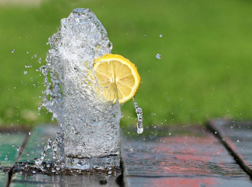 How To Make Lemon & Lime Detox Water