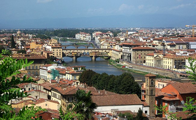 48 Fantastic Hours In Florence