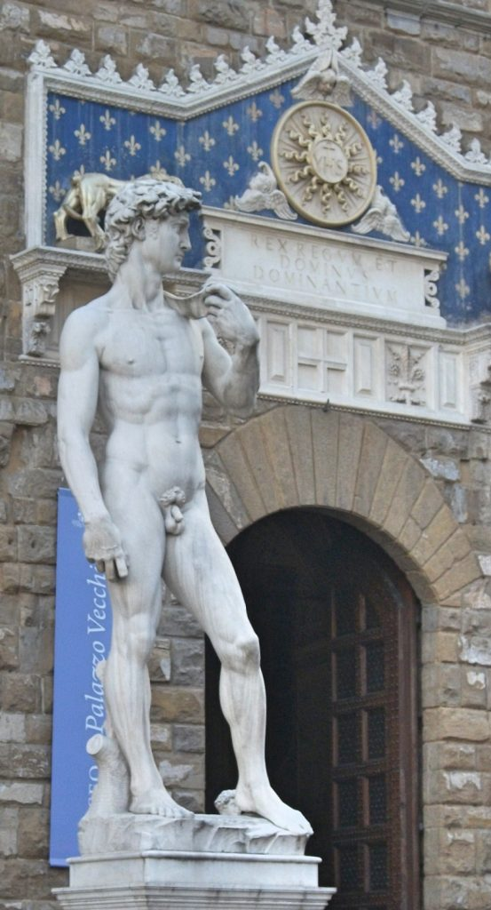 48 hours in Florence: Replica David Statue, Florence, Italy