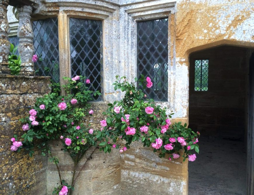 National Trust Dog Friendly Places: Dogs are welcome in the garden and cafe courtyard at Montacute House in Devon, but must be kept on short leads.