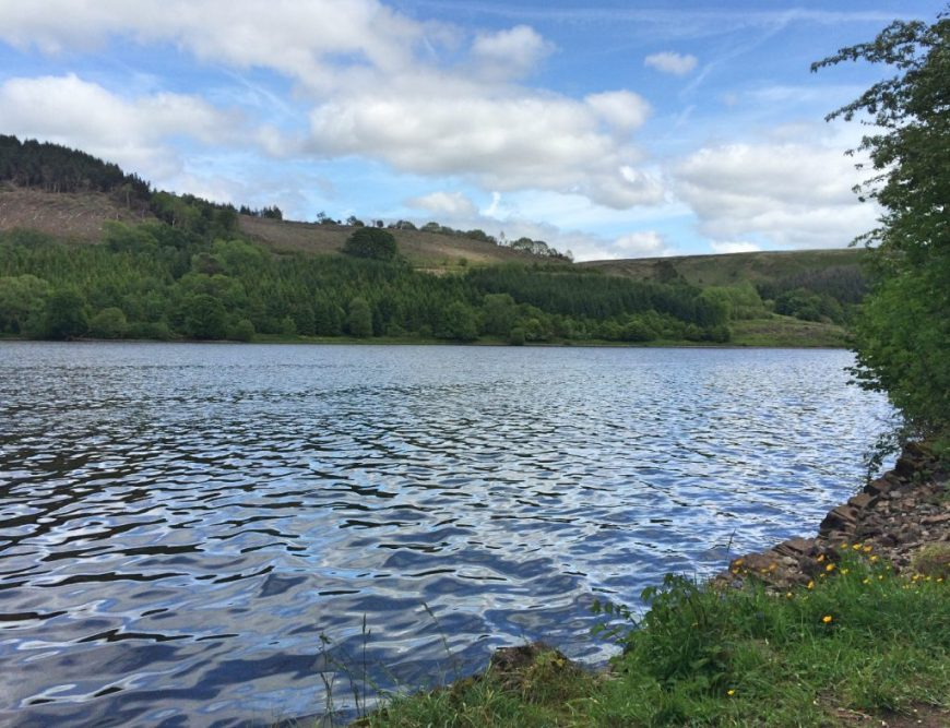 Pontiscill Reservoir, Wales