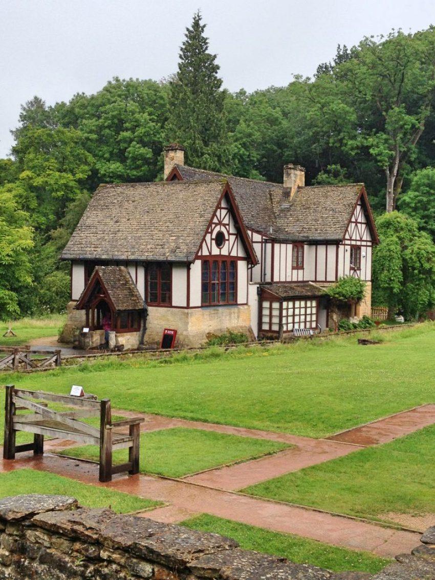 Chedworth Roman Villa, Gloucestershire