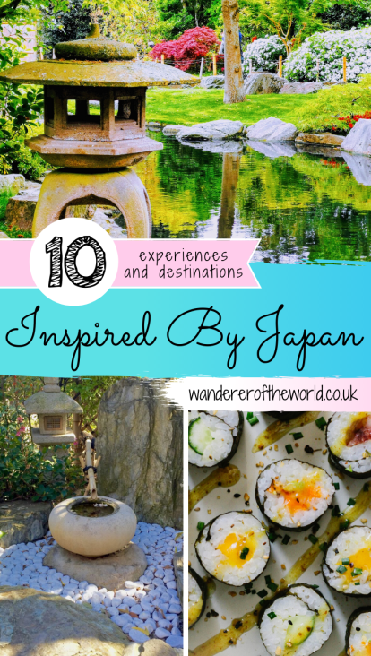 10 Japanese Experiences Around The World