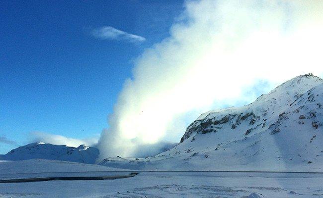 Iceland Hot Springs