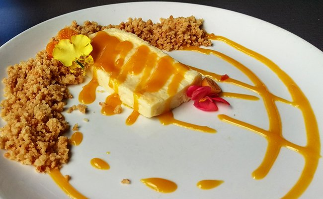 Mango Cheesecake Hilo Hawaii