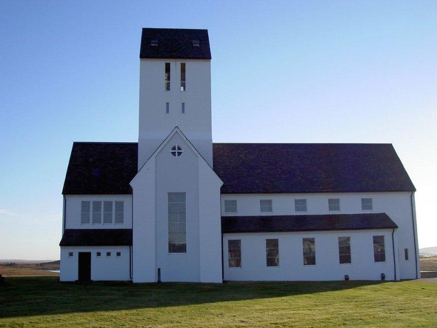 Skálholt Cathedral