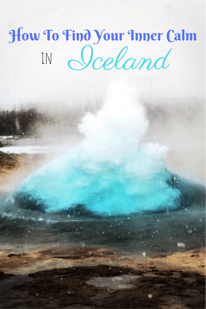 How To Find Your Inner Calm In Iceland