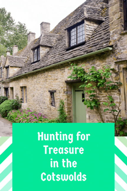 Hunting for Treasure in the Cotswolds