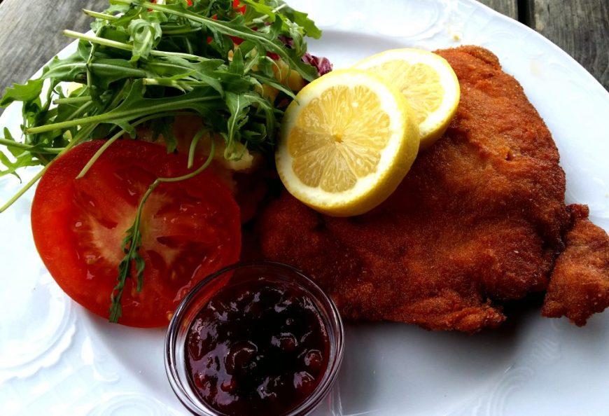 Austrian Food: Schnitzel