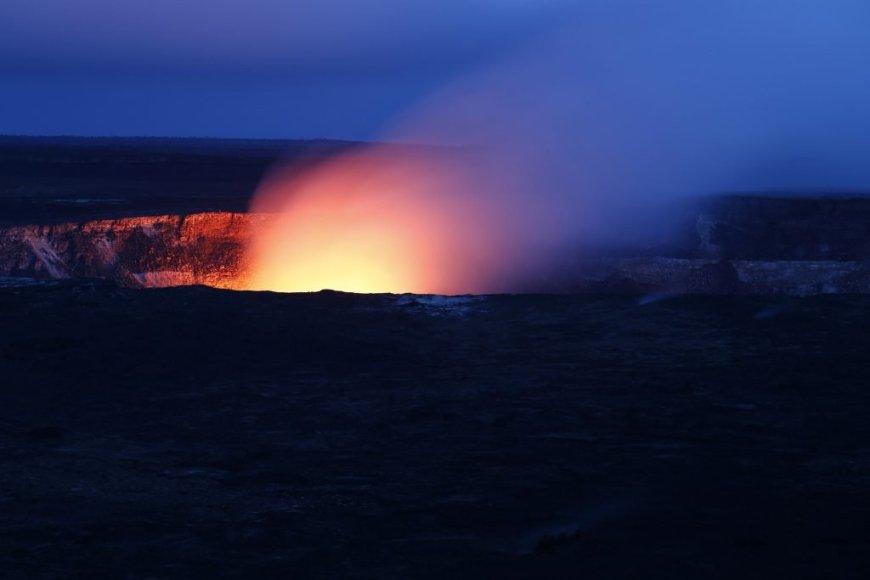Fire Fetish: Hawaii Volcano
