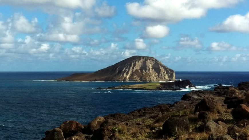 Rabbit Island, Hawaii