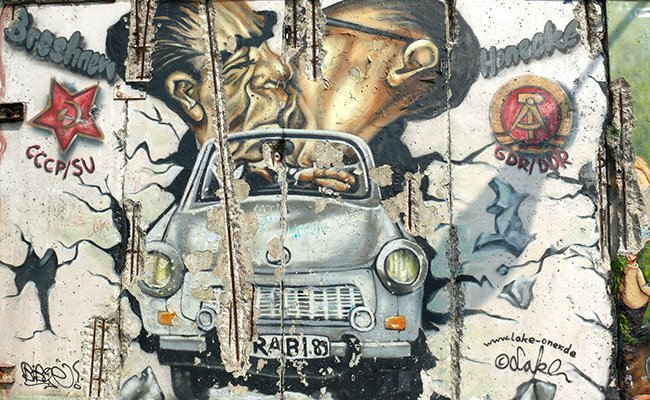 Berlin Wall: Why divided cities & countries never work
