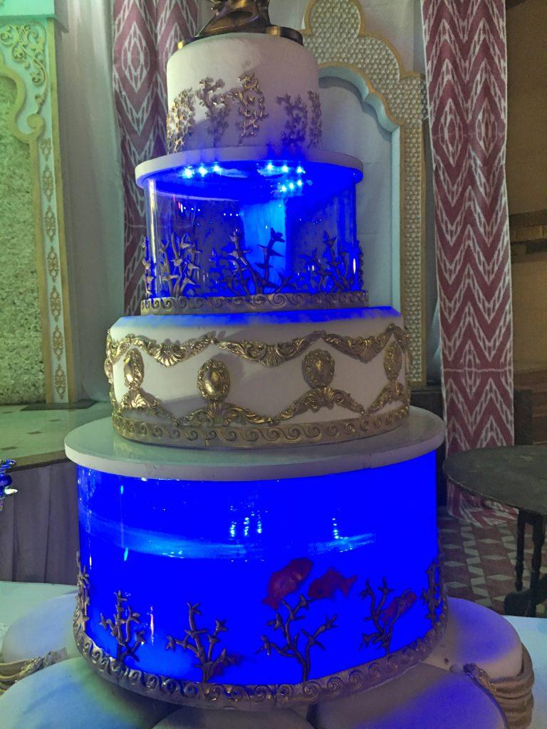 Cali On The Go Wedding in Uzbekistan