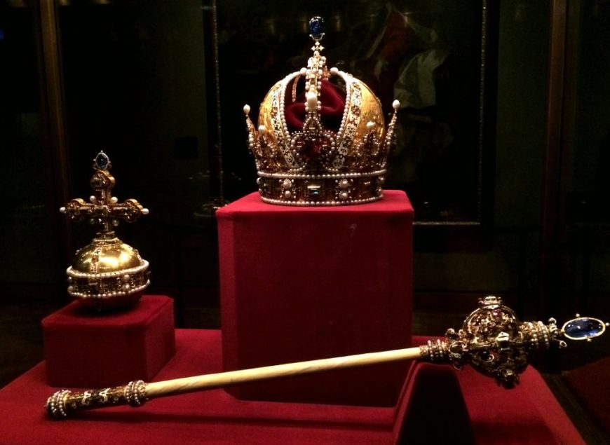 Vienna Crown Jewels