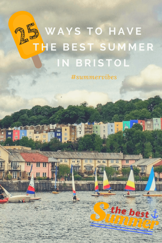 25 Ways to Have the Best Summer in Bristol