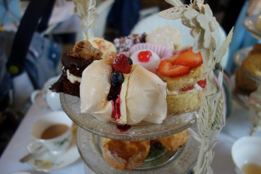 Ultimate Afternoon Tea: Holt, England